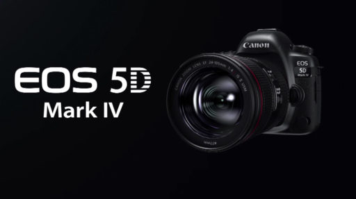 canon 5D mark4